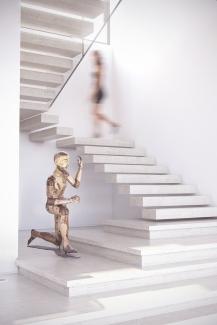 Escadaria Residência Jaraguá