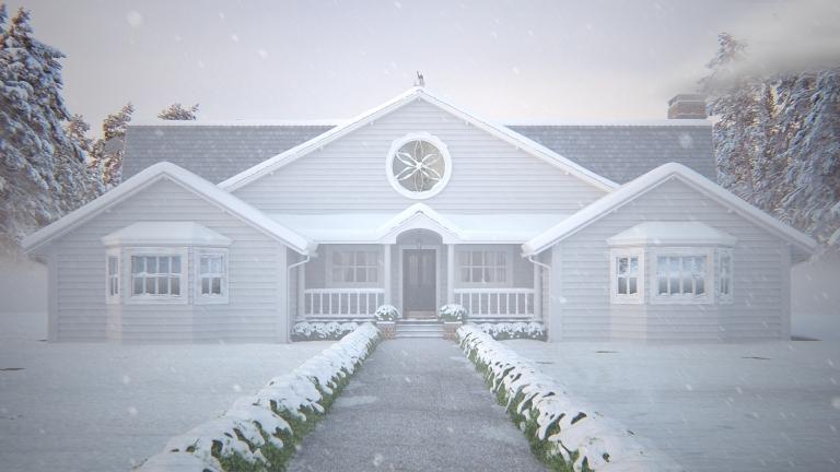 Casa Americana (neve)