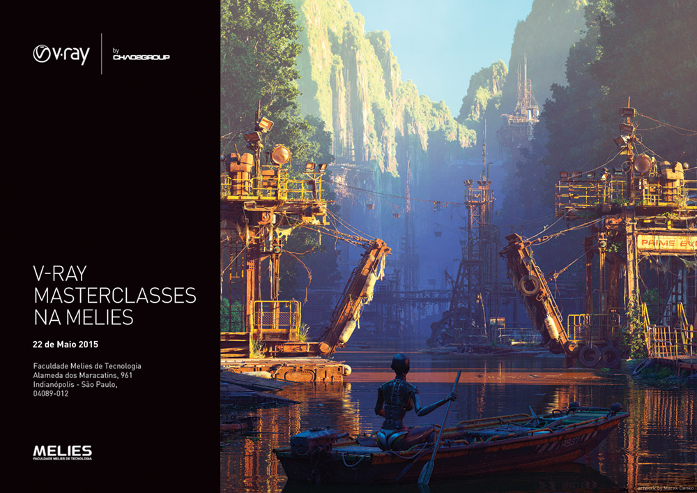 MELIES_V-Ray_Masterclass_Poster_A3